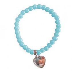 bracelet perles personnalisé
