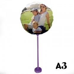 ballon personnalisé avec photo