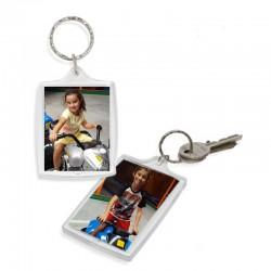 porte clés plastique personnalisé