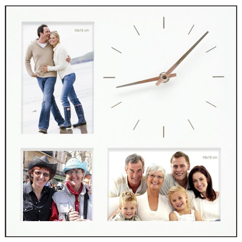 Horloge De Bureau Personnalisee Avec Photo