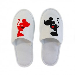 Chausson duo mickey minnie