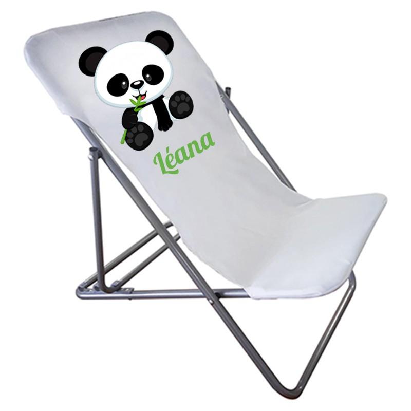 chaise longue personnalisée