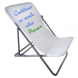 Chaise longue disney