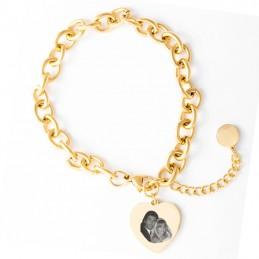 bracelet acier inoxydable personnalisé