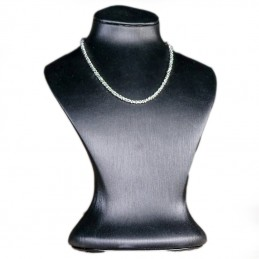 collier argent massif 925 sterling