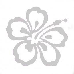 flocage fleur