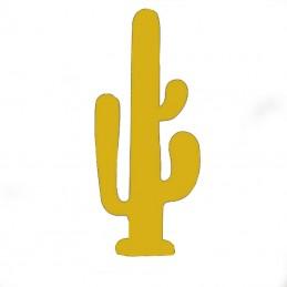 modèle flocage cactus