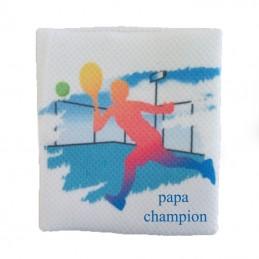 poignet anti-transpiration personnalisé
