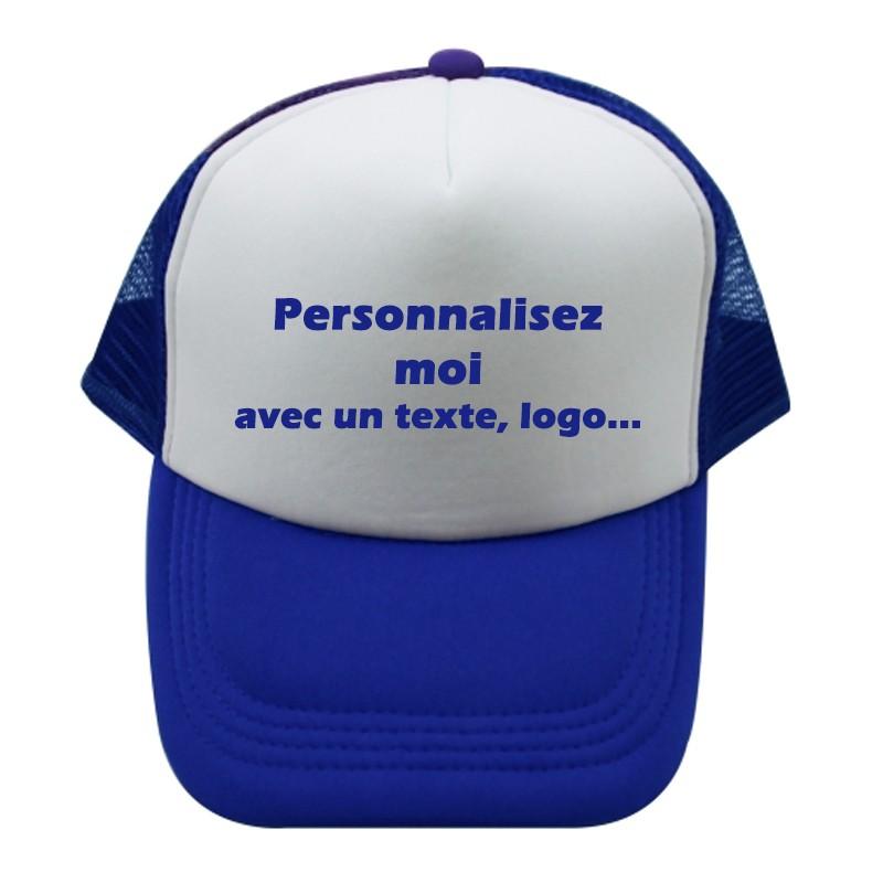 casquette personnalisée