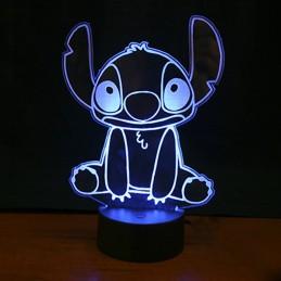 lampe led Stich