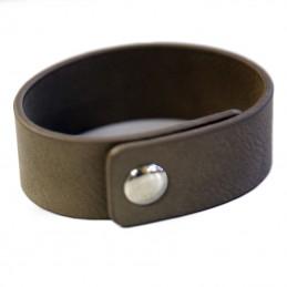 bracelet cuir gravé personnalisé