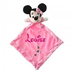 doudou minnie personnalise