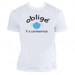 t-shirt humour coronavirus