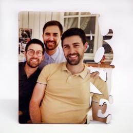 cadre bois photo