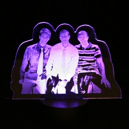 lampe led photo