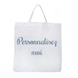 sac cabas personnalisable