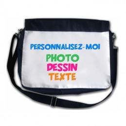 sac en bandoulière personnalisé