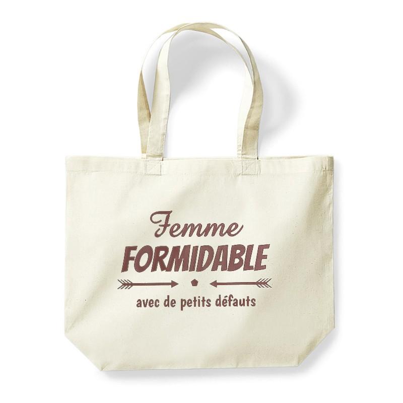sac cabas personnalisé