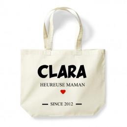 sac shopping personnalisé