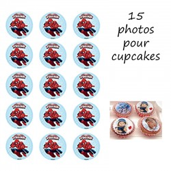 photo pour cupcakes personnalisee