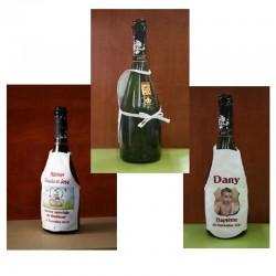 tablier de bouteille à personnaliser