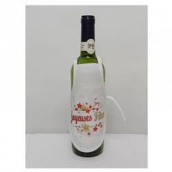tablier pour bouteille à personnaliser