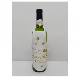tablier bouteille champagne