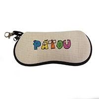 étui à lunettes personnalisé avec photo